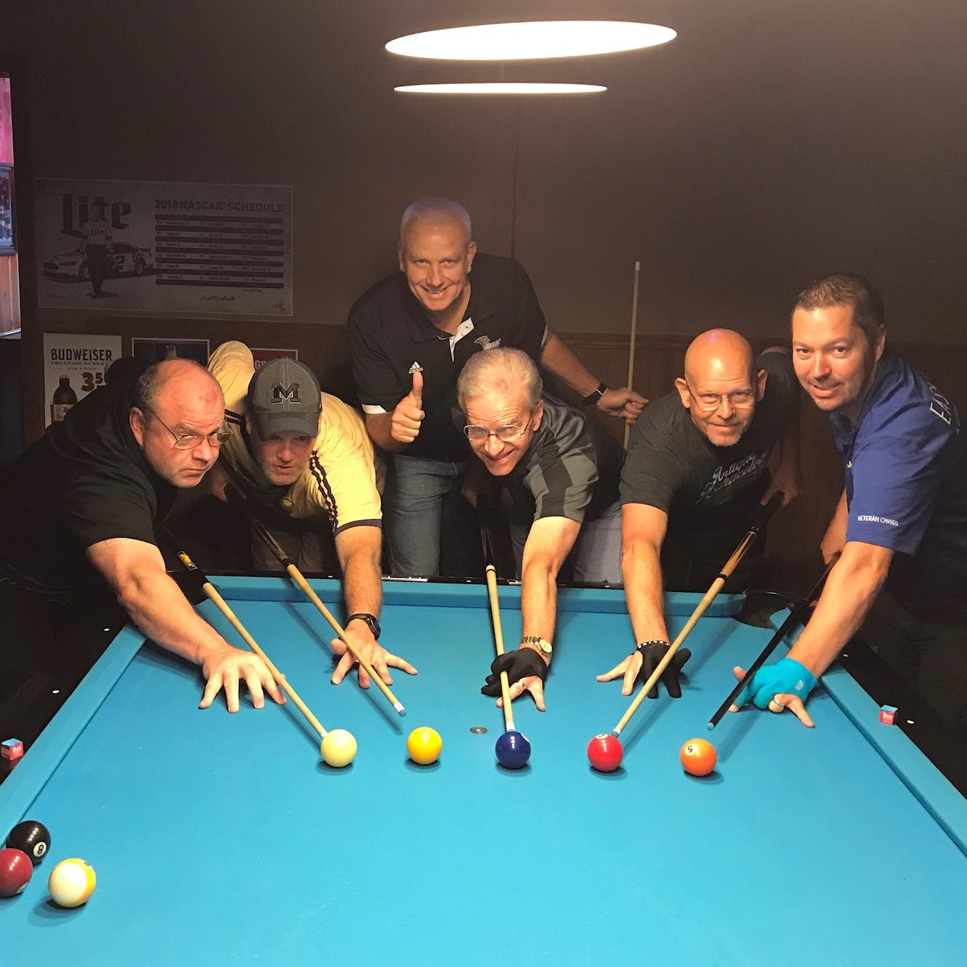 Play Great Pool Clinic
